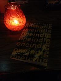 oneindig book