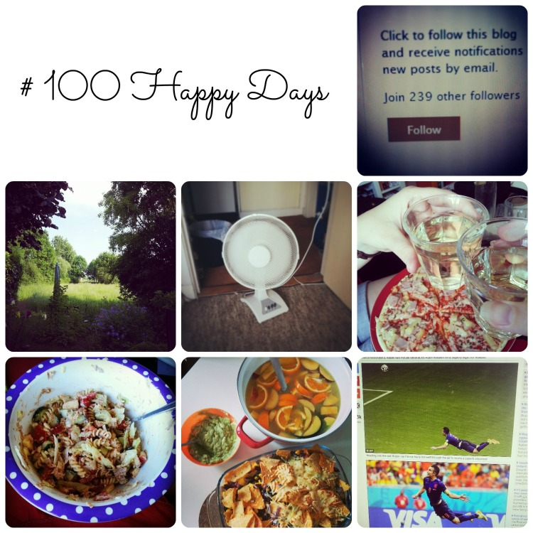 100 happy days week 5