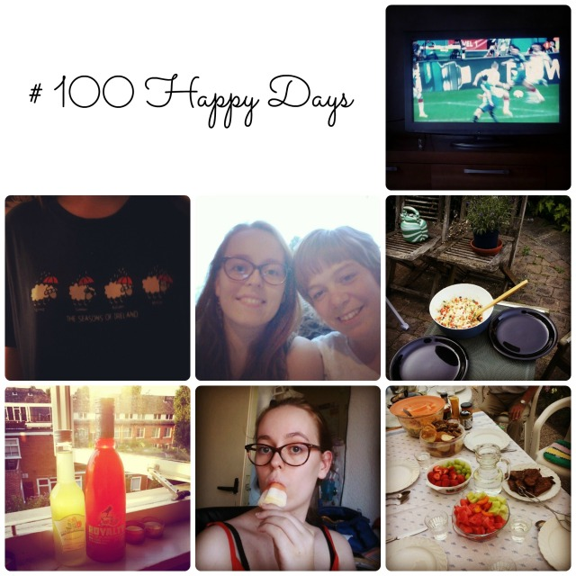 100 happy days week 10