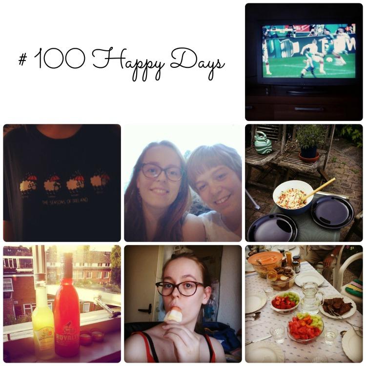 100 happy days week 10
