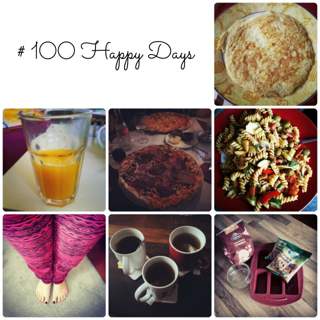 100 happy days week 8