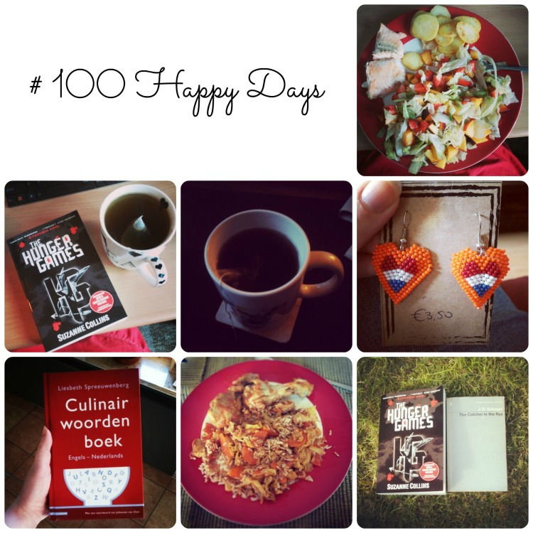100 happy days week 9