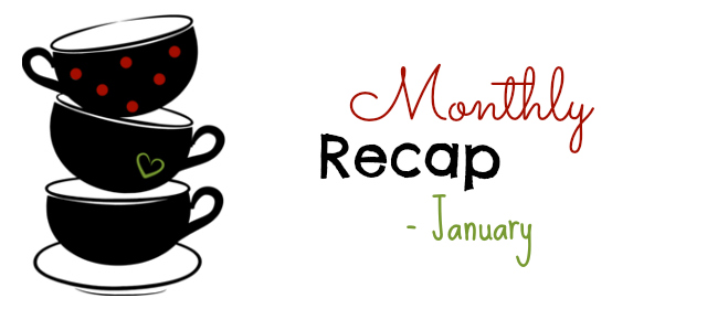 monthly recap january