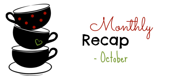 monthly recap october