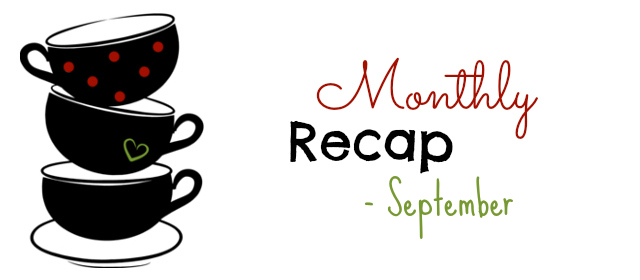 monthly recap september
