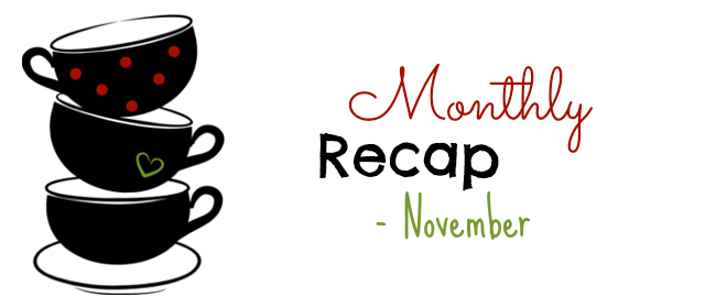 monthly recap november