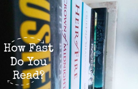how fast do you read