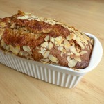Banana Hazelnut Bread