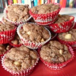 Chocolate and Hazelnut Muffins