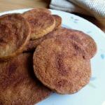 Crispy Cinnamon Cookies