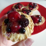 Forest Fruit Mini Tarts