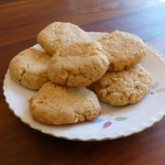 Hazelnut and Coconut Cookies