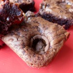 Rolo Sea Salt Brownies