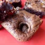 Rolo Sea Salt Brownies