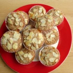 Speculaas Muffins with Almond Paste