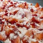 Strawberry and Raspberry Tiramisu