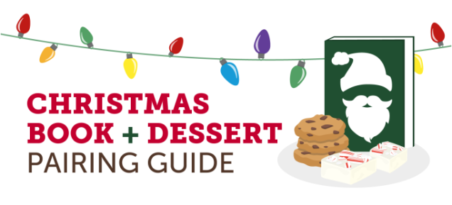 Christmas Book + Dessert Guide