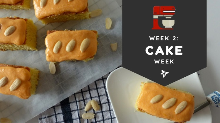 BAKE ALONG Cake Week