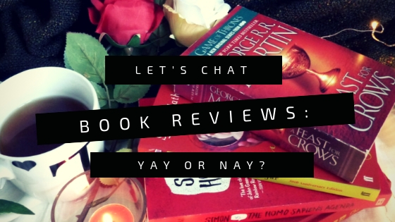 book reviews_Yay or Nay_