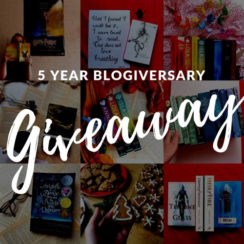 BBB 5 year giveaway