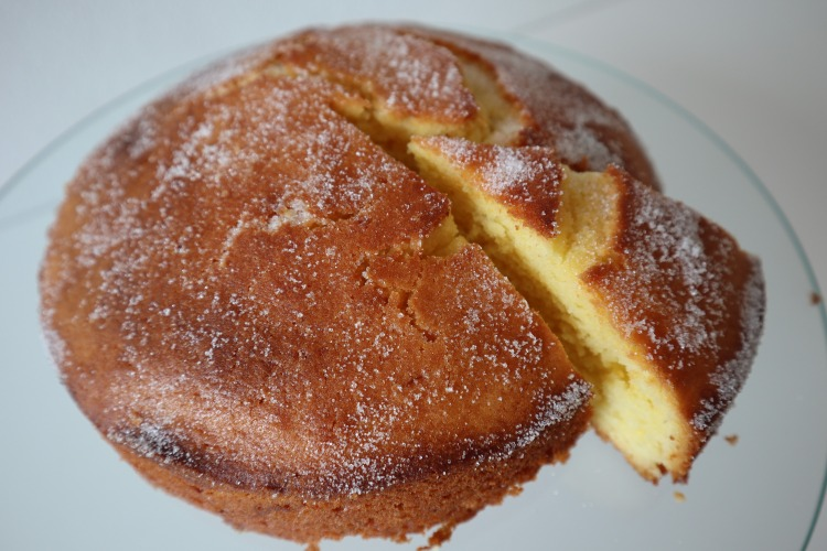 lemon elderflower cake 2