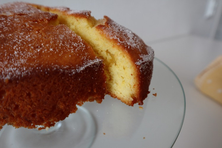 lemon elderflower cake 3