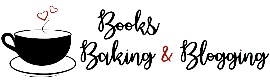 Books Baking and Blogging