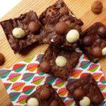 Autumnal Speculaas Brownies