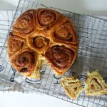 Chelsea Buns with a Dutch Twist