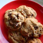 Cinnamon Pecan Chocolate Chip Cookies