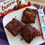 Kinder Bueno Brownies