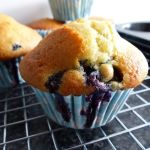 Lemon and Blueberry Muffins