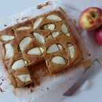 Spices Apple Tray Bake