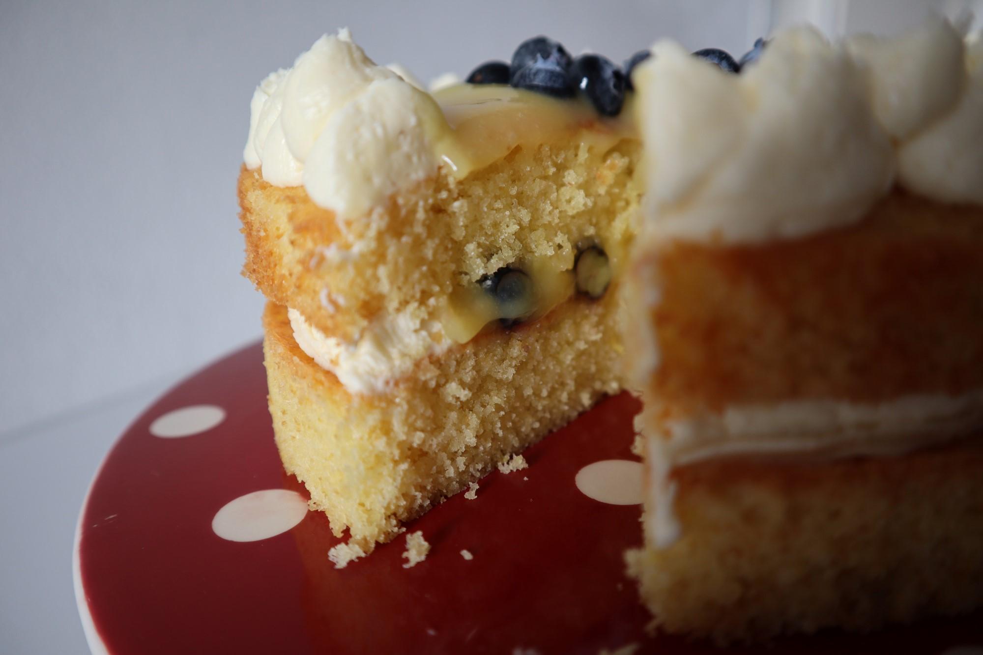 lemon curd cake 3