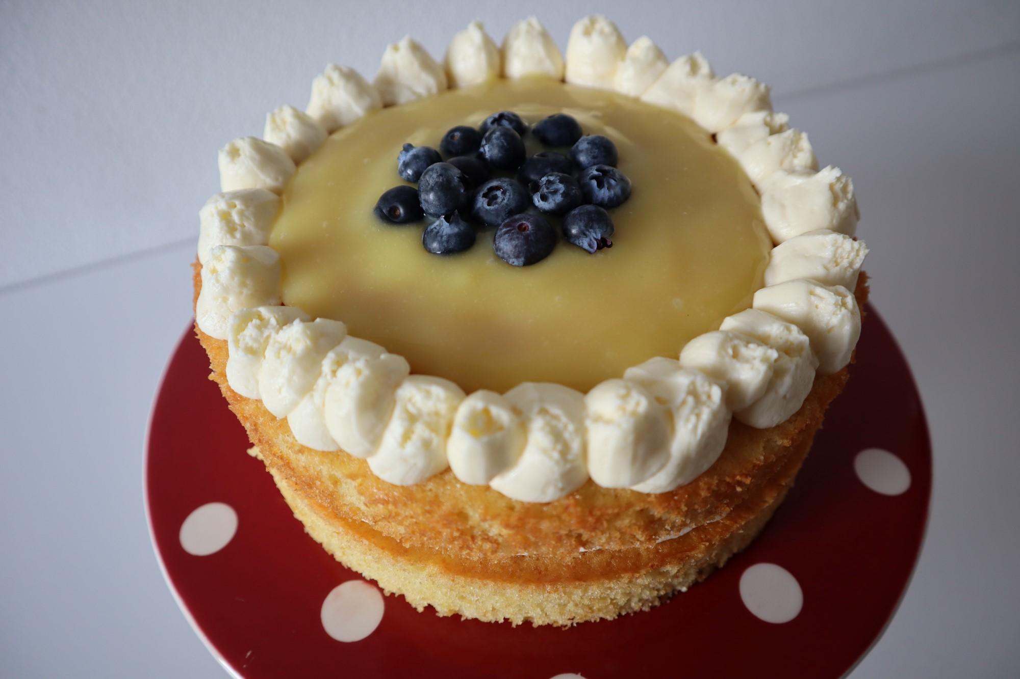 lemon curd cake 4