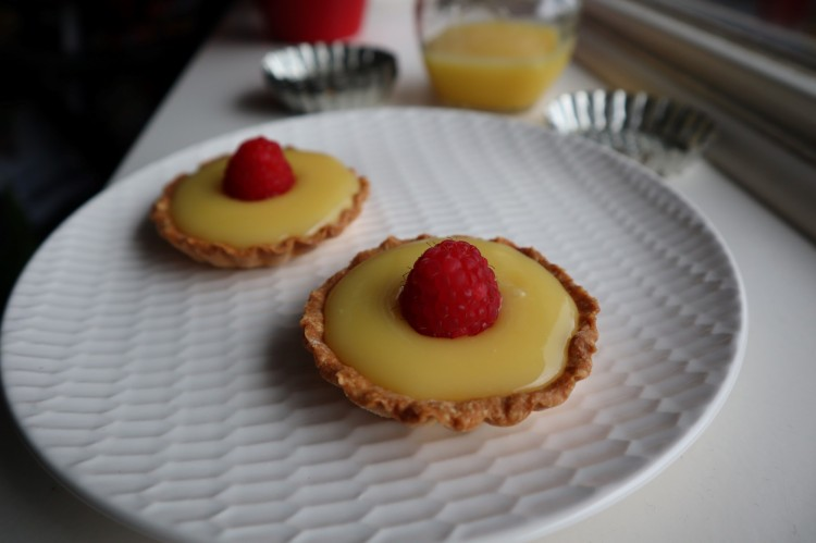 lemon curd tarts 2