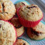 hazelnut muffins with nutella
